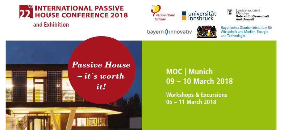 22° Conferenza Internazionale Passive House